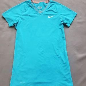 Nike pro combat dri-fit fitted size small.